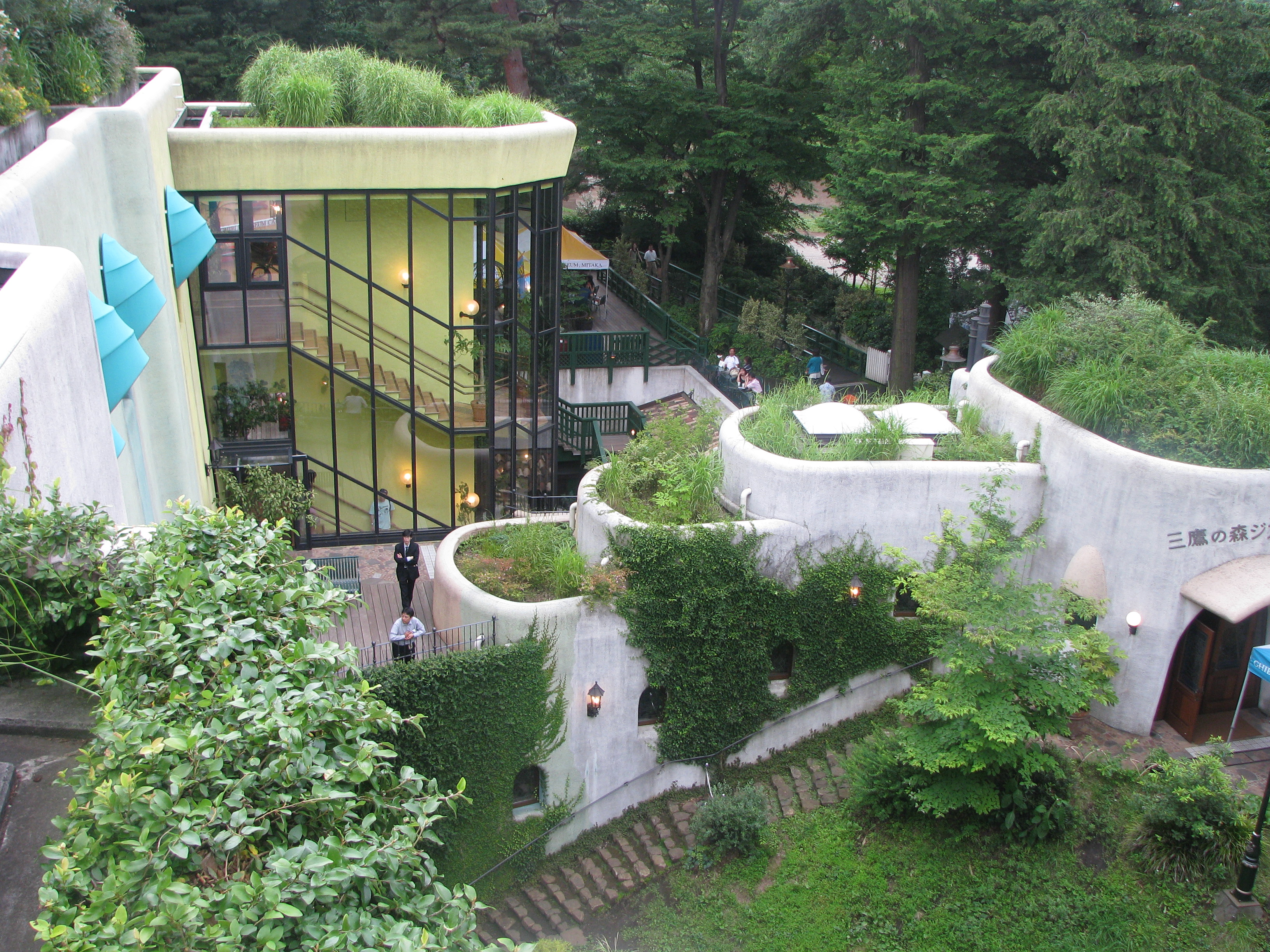 Day 14 – Tokyo/Ghibli Museum | The Adventures of Chriggy
